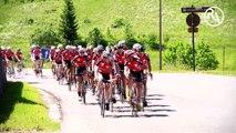 Opération jeunes cyclistes - Critérium du Dauphiné 2015