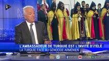 """""""Le mot de génocide est fait sur mesure pour la Shoah"""" selon Hakki Akil"""