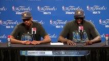 Warriors on Finals Victory _ Warriors vs Cavaliers _ Game 6 _ June 16, 2015 _ 2015 NBA Finals
