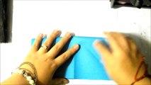 ♥●ω●Como hacer pajaros de papel / ♥Grulla Origami /♥how to make paper birds