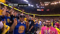 Warriors Trophy Presentation Ceremony _ Warriors vs Cavaliers _ Game 6 _ 2015 NBA Finals