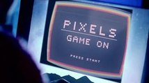 PIXELS - Game On Anthony Davis vs. Donkey Kong (ESPN Promo #1) [HD] (Chris Columbus, Adam Sandler, Peter Dinklage)