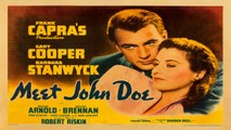 """Meet John Doe"" (1941) by Frank Capra"