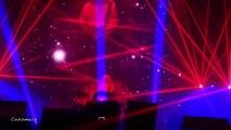 Queen + AL - Dr. Brian May LAST HORIZON Guitar Solo - 2nd Las Vegas 7/6/14
