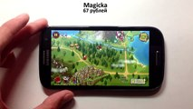 Обзор/review игры Magicka [iOS & Android] от NOOOGAMES