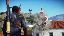 Just Cause 3 : Bande annonce E3 2015