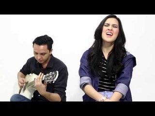 Serba Salah - Raisa (Live Accoustic at Hai Sepuluh)