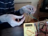 Freie Energie / Free Energy Strahlungsenergie / Radiant Energy (Nicola Tesla Patent)