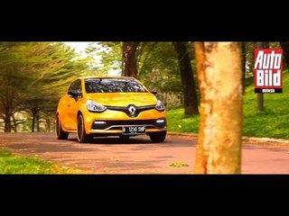 Renault Clio R.S. 200 Review. Driving Impressions
