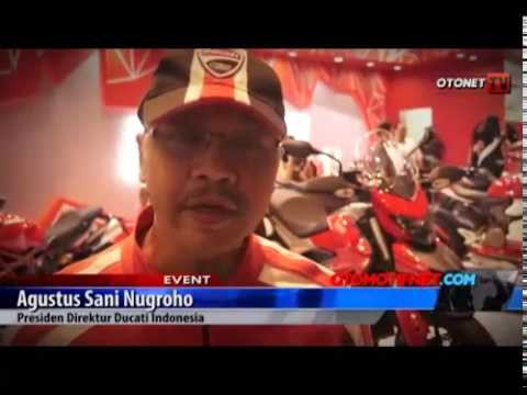 Ducati Indonesia Rilis Varian Terbaru, Ducati Hyperstrada!!