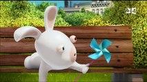 Les lapins crétins invasion - Saison 1 E 41 - Super Lapin