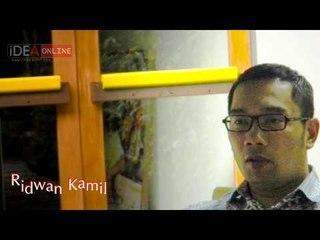 Wawancara Eksklusif Ridwan Kamil