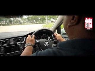 Test Drive Volkswagen Golf Mk7 1.4 TSi