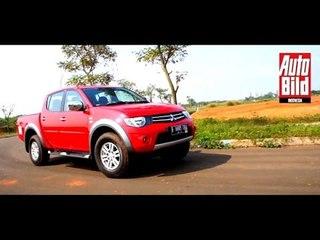 Mitsubishi Strada Triton Exceed Review. Part 2 of 2