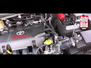 Toyota Yaris G A/T Review. Part 2 of 2