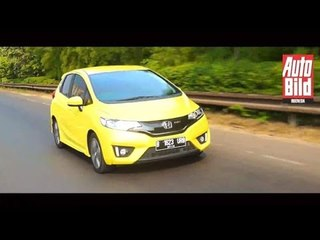 Honda Jazz RS 2014 Review. Driving Impressions