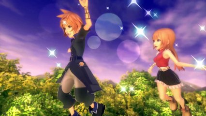 World of Final Fantasy - Trailer d'annonce
