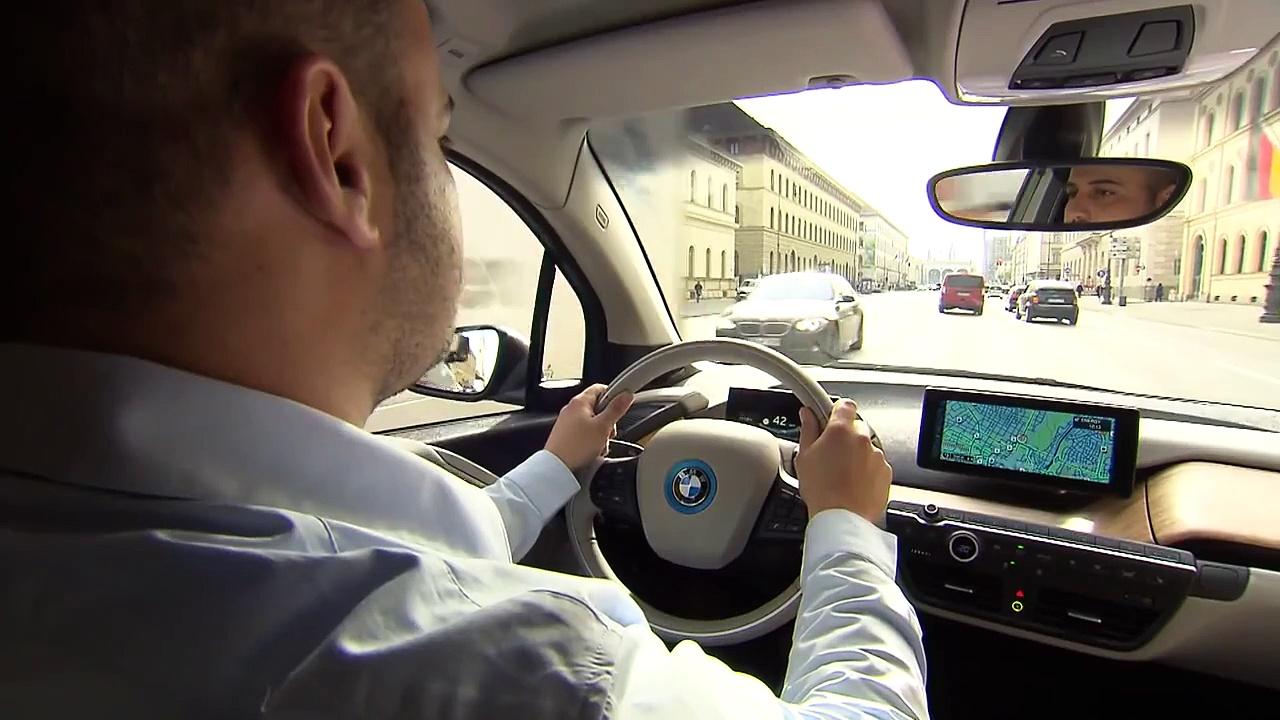 BMW i3 Sound Design – BMW Group