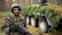 パンデュールII装甲車・ポルトガル陸軍 - Pandur II Armored Car Portuguese Army