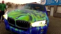 BMW X6  - HULK -  Rene Turrek