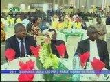 ebeninTv :Table ronde de Paris Boni Yayi entretient les diplomates et les PTF