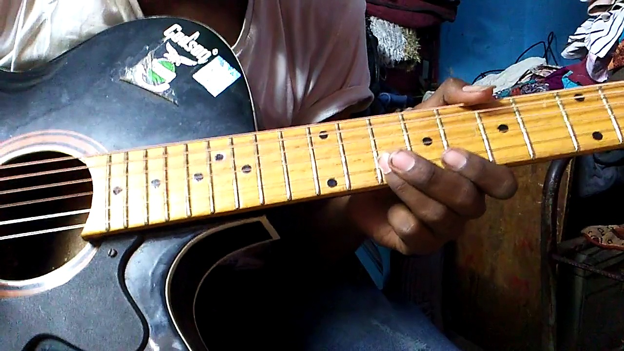 Sun sathiya guitar tabs by Ayam Johri