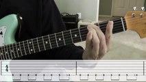 Peter Gunn Theme Guitar Lesson