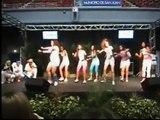 "Move On Studio: Baile Mix ""Tumba el Fronte"" - Hip hop Intermedio @ Expo Hogar, San Juan PR"