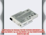 Li-ION Battery for Gateway 1527196 1528266 3UR18650F-2-QC-OA1A 3ur18650f-2-qc-oa1 4ur18650f-2-qc-0a2