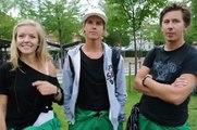 Nya studenter tycker till om Jönköping