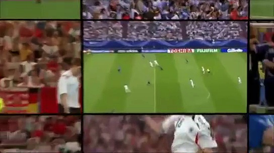 One of Best Goals in World Cup Soccer History