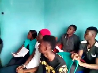 Girl's big bum distracts whole class during lecture - Naij, Pulse TV Uncut