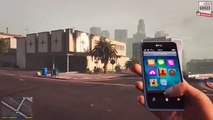 GTA 5 Next Gen - NEW! Use Cheats on Your Phone on PS4 - Xbox One! (GTA 5 Next Gen Update)