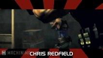 VOTE: Chris Redfield -- Resident Evil: Leon Kennedy vs. Chris Redfield