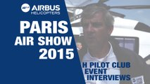 Paris Air Show 2015: H Pilot Club