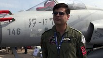 Budget Fighter PAC/Chengdu JF-17 Thunder Turns Heads at Paris Air Show 2015 – AINtv