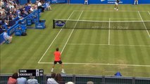 Queen's Club 2015 Gilles Simon vs Thanasi Kokkinakis Highlights 17/06/2015  [HD 720p]