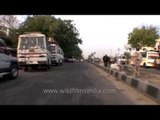 Driving from  Jaigarh fort Jaipur via Amer Fort to Delhi