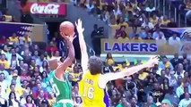 (2010 NBA Finals Game 1) Lakers vs Celtics (06.03.2010) Lakers Highlights.flv