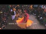 Shri Krishna Raas Leela at Keshi ghat on the occasion of Holi festival