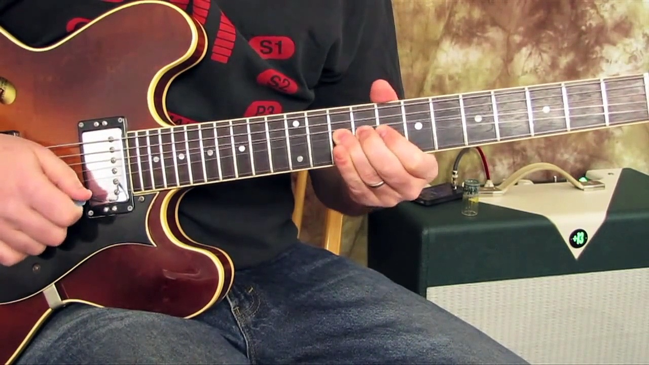 bb king style Blues guitar soloing guitar lessons – bb box guitar lesson