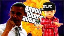 videogames BADDEST SQUEAKER ON GTA 5! GTA V Funny Moments Trolling