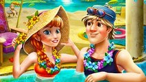 Disney Frozen Game - Frozen Anna Pool Celebration Baby Videos Games