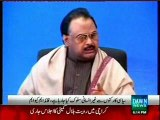 Rangers Brutality With Political Workers On The Pretext Of Arresting Terrorists Has Become A Norm: Altaf Hussain