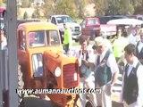 Aumann Auctions Antique Tractor Auction MM R with Cab