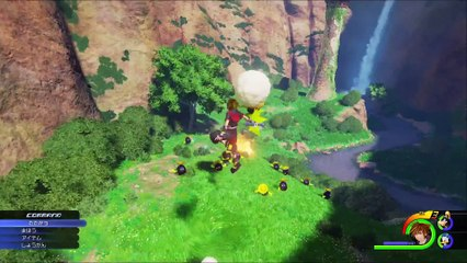 Kingdom Hearts III - Trailer de Gameplay E3 2015