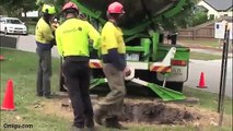 Tree Relocation Machine - Awesome! - Dailymotion video