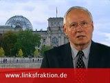 DIE LINKE: Oskar Lafontaine zu Mindestlohn und Leiharbeit