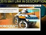 Robocraft Hacks Galaxy Cash, Robo Points, Tech Points New Update June 2015