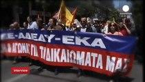 """""""La UE está cometiendo con Grecia los mismos errores que nosotros en Latinoamérica"""""""